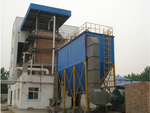 天津锅炉布袋除尘器的工作原理及特点