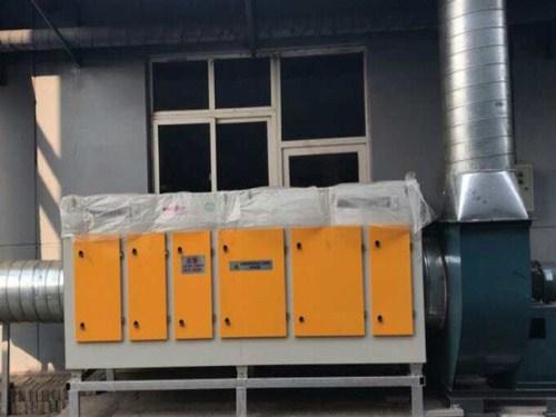 华康生产的光催化氧化设备